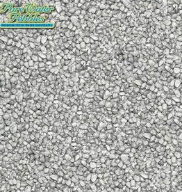Nature's Ocean Nature's Miracle Pebbles Silver Frosted 5lb