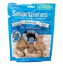 Smart Bones SmartBones - Dental - Medium - 4pk