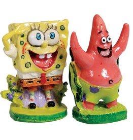 Penn Plax Penn Plax SpongeBob & Patrick Combo Pack