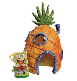 Penn Plax Penn Plax SpongeBob & Pineapple Home Combo Pack