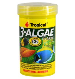 Tropical Tropical 3-Algae Flakes - 20 g