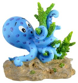 Underwater Treasures Underwater Treasures Bubbling Octopus Air Ornament