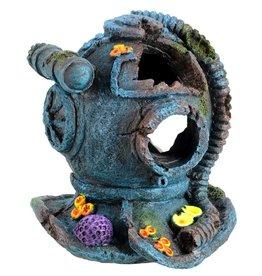 Underwater Treasures Underwater Treasures Diver Helmet