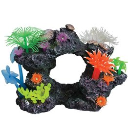 Underwater Treasures Underwater Treasures Reef Scenery - Style D - Small