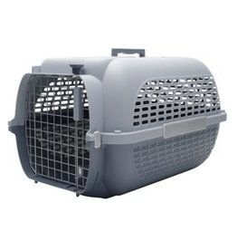 Catit Catit Voyageur Cat Carrier - Gray/Gray - Small (48.3 cm L x 32.6 cm W x 28 cm H / 19 in x 12.8 in x 11 in)