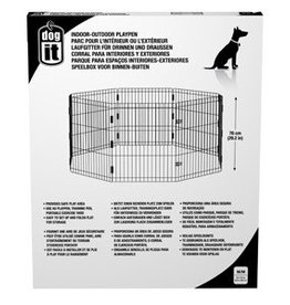 Dogit Dogit Outdoor Playpen - Medium - 60 x 76 cm (23.6 x 29.2 in)