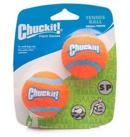 "Chuckit Chuckit! Tennis Ball 2"" Mini 2pk"