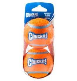 Chuckit Chuckit! Tennis Ball 2pk Medium