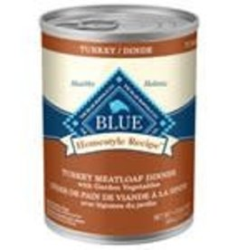 Blue Buffalo Blue Buffalo Homestyle Recipe Adult Turkey Meatloaf Dinner with Garden Vegetables 12.5oz