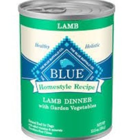 Blue Buffalo Blue Buffalo Homestyle Recipe Adult Lamb Dinner with Garden Vegetables  12.5oz