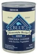 Blue Buffalo Blue Buffalo Homestyle Recipe Senior Chicken Dinner with Garden Vegetables 12.5oz