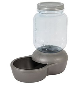 Petmate Petmate Mason Jar Replendish Waterer 0.5G