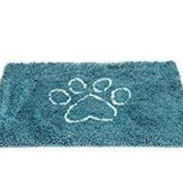 Dog Gone Smart Dog Gone Smart Dirty Dog Doormat 31x20 Pacific Blue (Medium)