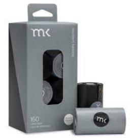 Modern Kanine Modern Kanine Dispenser Black & Grey 60ct