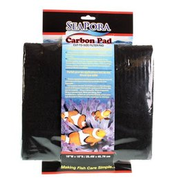 "Seapora Seapora Carbon Pad - 18"" x 10"""