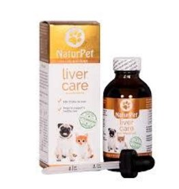 Naturpet Naturpet Liver Care 100ml