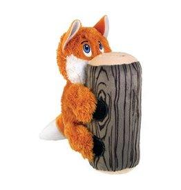 Kong KONG Huggz Hiderz Fox Small