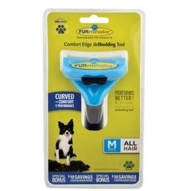 FURminator FURminator Comfort Edge Dog Medium