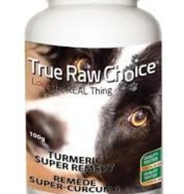 true raw choice True Raw Choice Turmeric Supplement