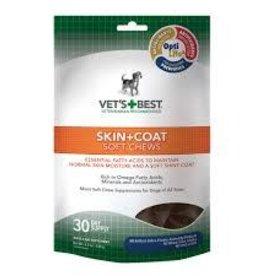 Vets Best Vet's Best Skin + Coat Soft Chews 30ct