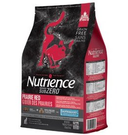 Nutrience Nutrience Grain Free Subzero for Cats - Prairie Red - 1.13 kg (2.5 lbs)