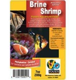 V2O V2O Brine Shrimp 100G Blister Cubes