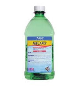 API API Melafix Freshwater Fish Bacterial Infection Remedy 64oz
