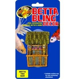 Zoo Med Zoo Med Betta Bling Tiki Bar