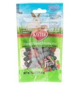 Kaytee Kaytee Fiesta Blueberry Strawberry Yogurt Dipped Timothy Hay