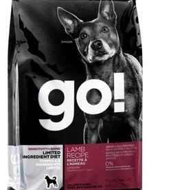 GO! Go! LID Lamb Recipe 25lb