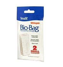 Tetra TETRA Whisper Bio-Bag Cartridge Small 2pk