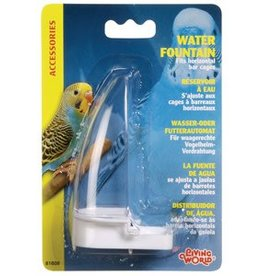 Living World Water Fountain for birds