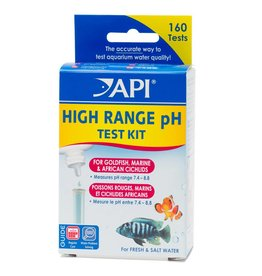 API API High Range pH Test Kit - Freshwater/Saltwater