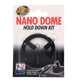 Zoo Med Zoo Med Hold Down Kit for Nano Dome