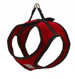 RC Pets RC Pets Step in Cirque Harness XXXS Red