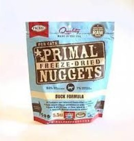 Primal Primal Freeze-Dried Feline Nuggets Duck Formula 14oz