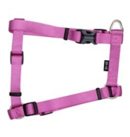 Zeus Nylon Dog Harness - Fuchsia - XLarge