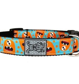 RC Pets RC Pets Clip Collar S 3/4 Hangry Monster