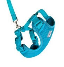 RC Pets RC Pets Adventure Kitty Harness M Teal