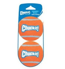 Chuckit Chuck It! Tennis Ball 2pk X-Large