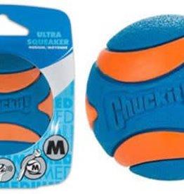 Chuckit Chuckit! Ultra Squeaker Ball Medium