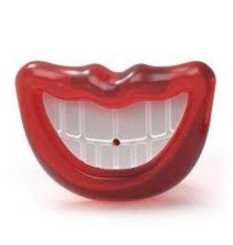 Foufou FouFou Dog Paci-Chew Lips with Teeth