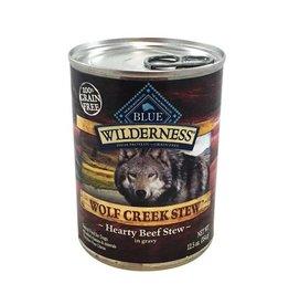 Blue Buffalo Blue Buffalo Wilderness Wolf Creek Stews Hearty Beef Stews 12.5oz
