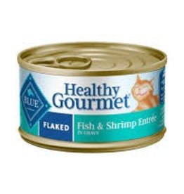 Blue Buffalo Blue Buffalo Healthy Gourmet Flaked Fish & Shrimp Cat Food