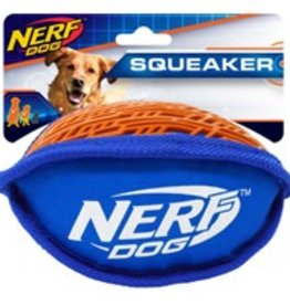 NERF Nerf Dog Force Grip Football - 7 in