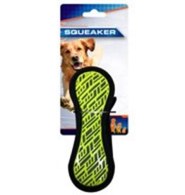 Nerf Dog Nerf Dog Force Grip Barbell with Strap - Medium - 8 in