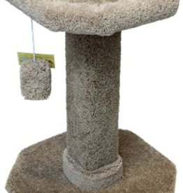herta pet Perch Post Deluxe 2' High