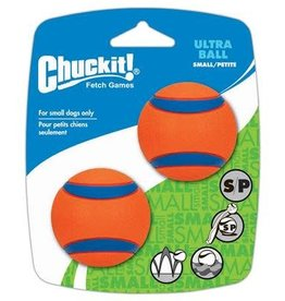 Chuckit Chuckit! Ultra Ball Small 2pk Float
