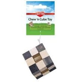Kaytee Kaytee Natural Cube with Nut Toy