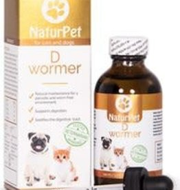 Naturpet Naturpet D-wormer 100ml